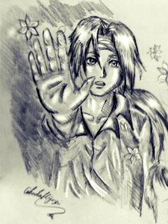 pencil art drawing art sketch pencil anime