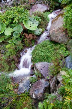 waterfall panama travel summer photography