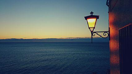 lamp romantic mediterranean blue emotions