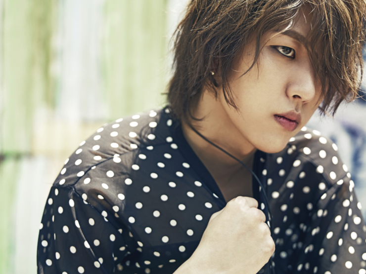 just love how Sungyeol - Photo by Kpoppholic
