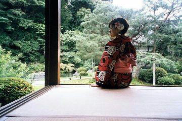 japan girl kimono beautiful