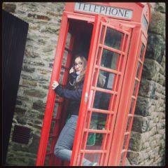 telephonebox red exchangeyears