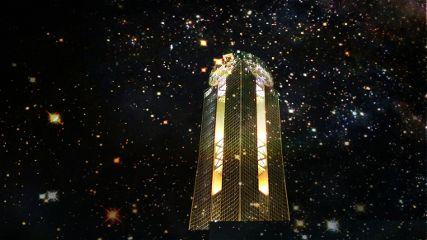 japan shimonoseki tower beautiful travel