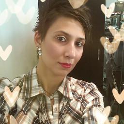 io me girl beautifull orecchini swarovski brillano regalo thanks myboyfriend iloveyou grazie amore tiamo love ombretto oro rosetto rosso red