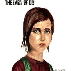 colorful drawing people tlou thelastofus