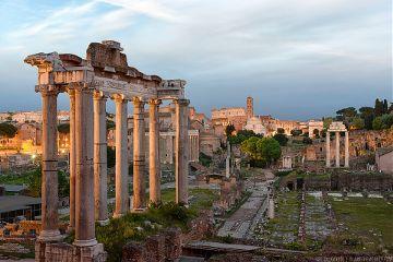 holiday urlaub rom roma italien
