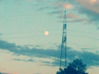 photography summer beautiful evening moon