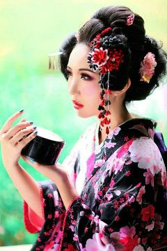 japan love kimono geisha beautiful