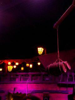 pirates paradises night restaurant diner