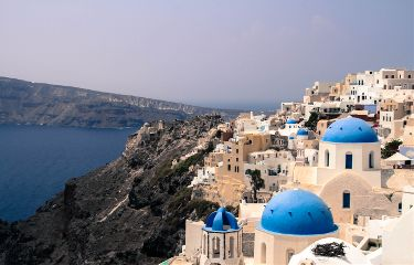 photography outside nature travel live colorful santorini creece so beautiful white and blue summer so hot