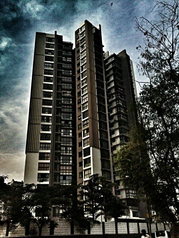 #skyscraper #photography #clouds #hdr #mumbai #india