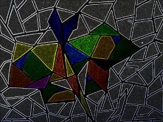 colorful emotions color splash retro popart