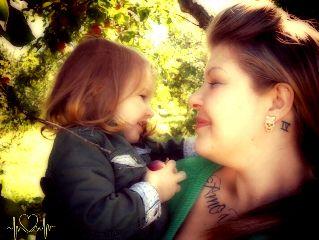 myheartbeat ilovemydaughter autumn applepicking motherdaughter