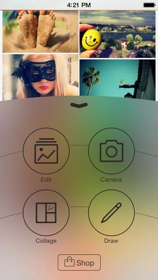PicsArt iOS update